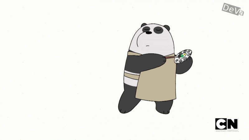 We Bare Bears S03E09 - Мы Обычные Медведи (Вся правда о медведях) - Сезон 3 Серия 9 Озвучка