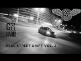 Крутой ролик про уличный дрифтинг в России # REAL STREET DRIFT VS POLICE VOL.2