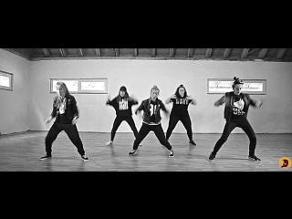 U mad - Vic Mensa ft. Kanye West | Hip-Hop Choreo от Юлии Волковой (DanceMasters 2016)