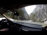Абхазия. Гагра. Озеро Рица. Сказочный Лес. Лавина. Путешествие На Машине