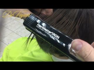 Уже спрей для волос с эффектом окрашивания во время укладки