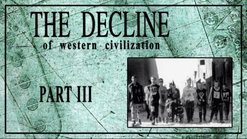 La Decadencia De La Civilizacion Occidental Parte 03 SUB ESP