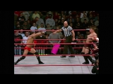 #My1 WCW Monday Nitro 05.03.2001 - AJ Styles &amp Air Paris vs. Elix Skipper &amp Kid Romeo