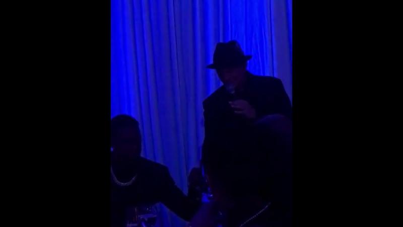 Свадьба Дерека Вульфа (Видео №3)