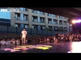 Saru vs Young - FINAL - Red Bull BC One Taiwan Cypher 2015