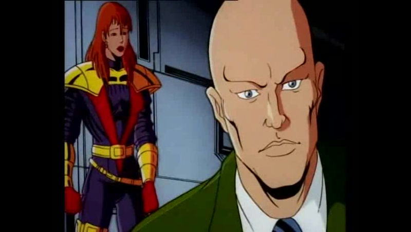 Люди Икс (4 сезон .6 серия) 1992