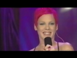 P!nk   There You Go (live @ The Donny &amp Marie Osmond Talk Show 2000)