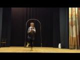 Пародия на Жанну Агузарову - жёлтые ботинки  от Татьяны Крапивиной