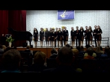 Концерт хоровой и вокальной музыки в ЗМУ .4.04.2017