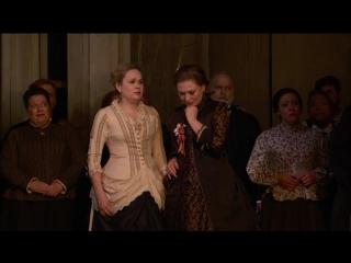 Metropolitan Opera - Pyotr Ilyich Tchaikovsky Eugene Onegin (Нью-Йорк, ) - Акт II