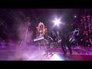 Lady Gagas FULL Super Bowl LI Halftime Show - NFL