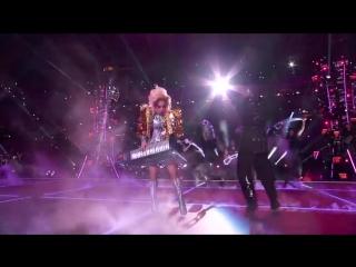 Lady Gagas FULL Super Bowl LI Halftime Show - NFL