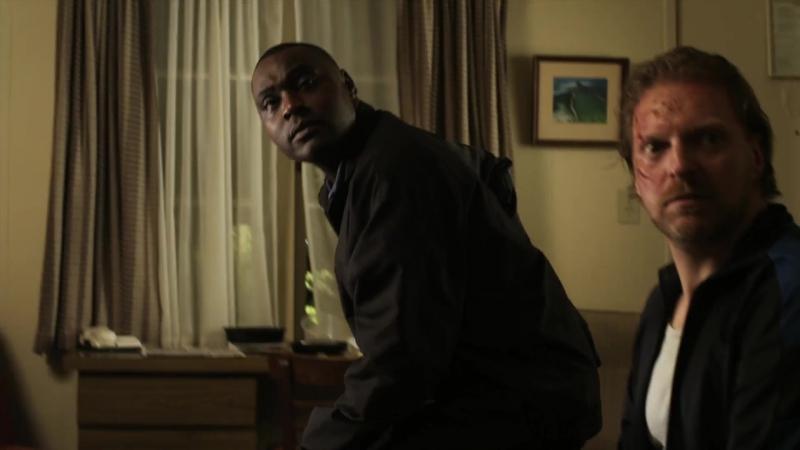Город в огне / True Justice: Urban Warfare (2011) / боевик, триллер, драма, криминал / MVO / 1080p