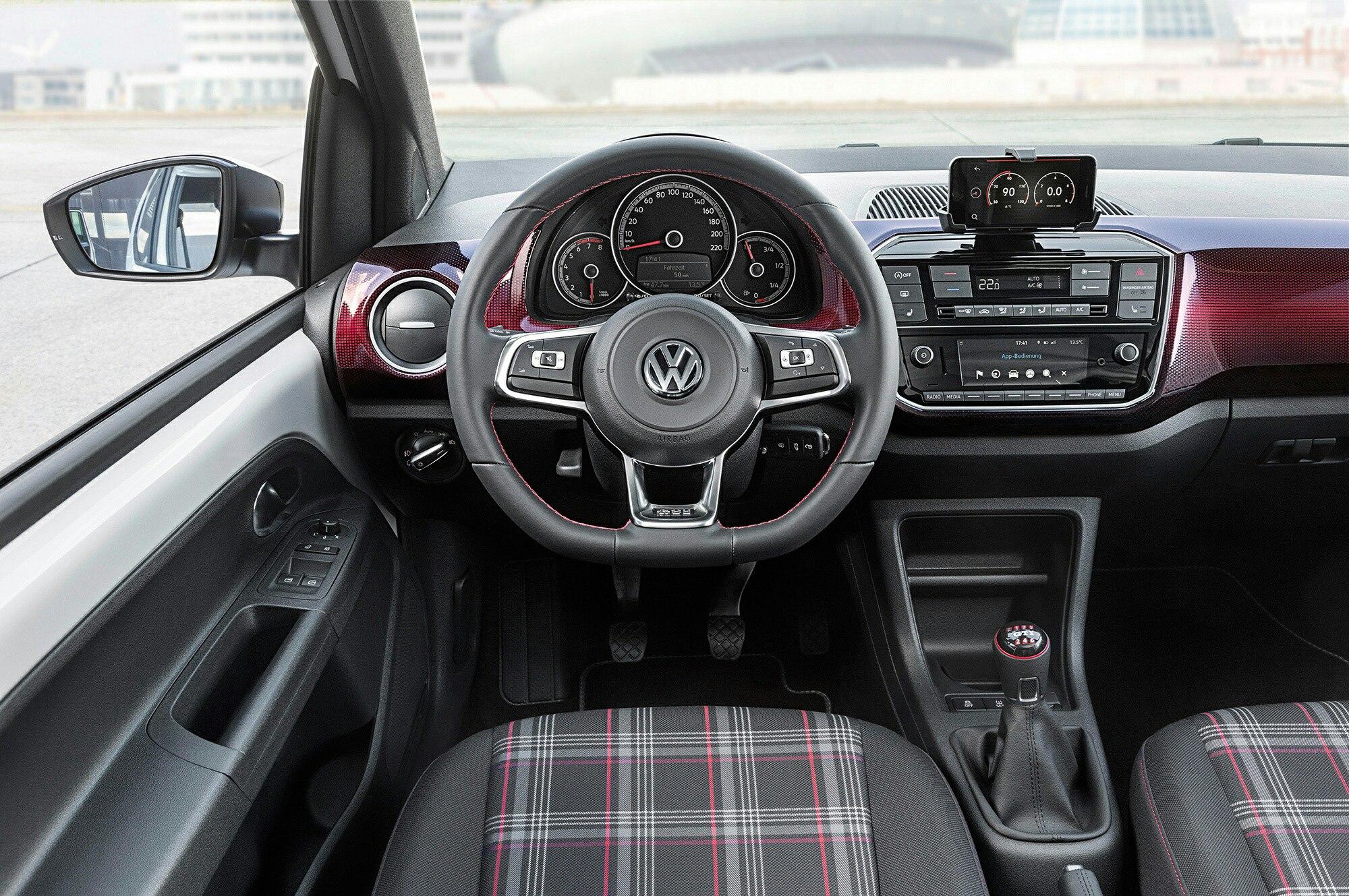 Хэтчбек Volkswagen up!