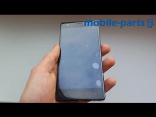 Дисплейный модуль для Nomi i506 Shine Black
