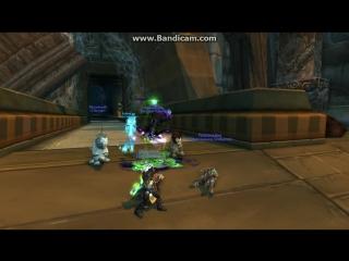 Орда и Альянс на Руинах :D