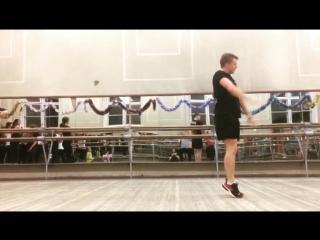 Dmitry Vorono Choreography | Gone by NSYNC