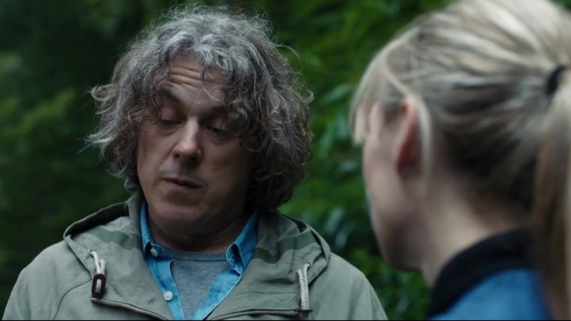 Jonathan Creek Season 5 Episode 4 Christmas Special Daemons Roost BBC One 2016 UK ENG