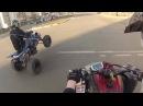 Митино ATV / Yamaha raptor 700 and YFZ 450.