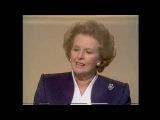 Margaret Thatcher - The Walden Interview 29101989