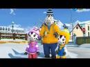 Непоседа Зу 2 сезон 13 серия Снежный человек
