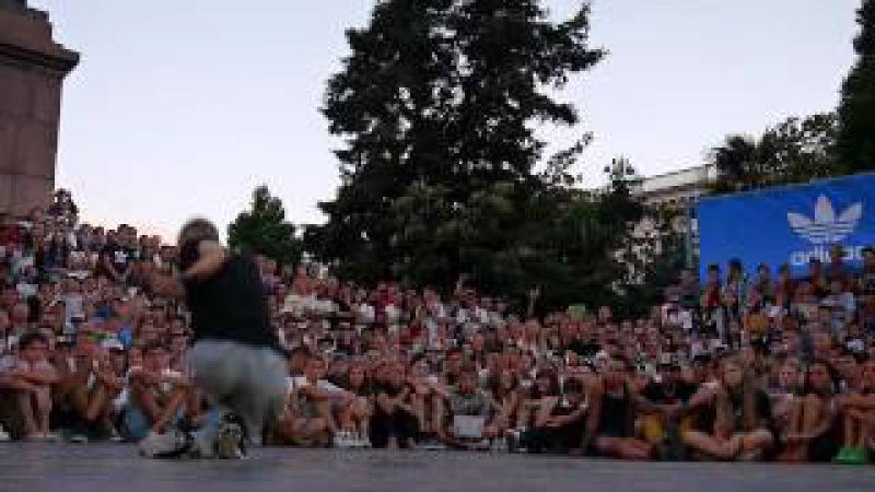 Yalta Summer Jam 2013 Back 2 Back   сила и мощь   FINAL   Top 9 vs ESBB