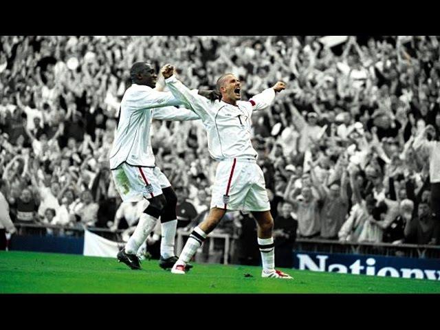 David Beckham ● Best Goals Ever (1993/2013)