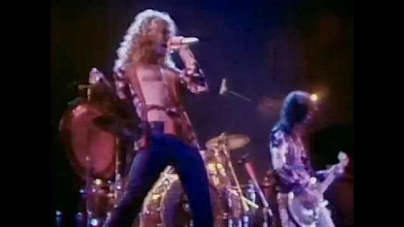 Led Zeppelin LA Forum 1975 (Trampled Underfoot)