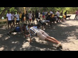 Street Workout in Timor Leste | E-Dinar Coin