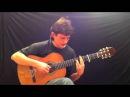 Mikhail Olenchenko -Ennio Mоrricone-Chi Mai guitar cover / Михаил Оленченко