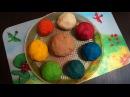 Плей До или тесто для лепки своими руками (отличный рецепт!) / Play Doh своими руками