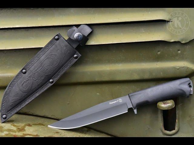 Заточка Кизляр Коршун-3 на Apex Edge Pro 3 клон Sharpening Korshun 3