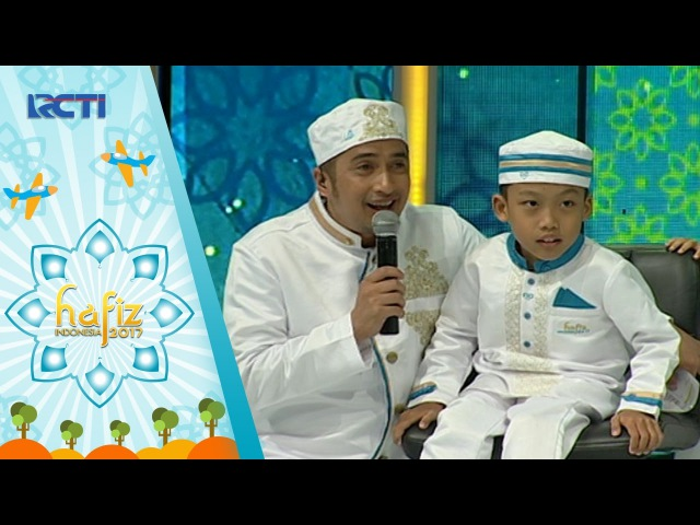 HAFIZ INDONESIA Keterbatasan Tidak Menjadi Penghalang Alan Menhafal Al Qur'an 22 Mei 2017