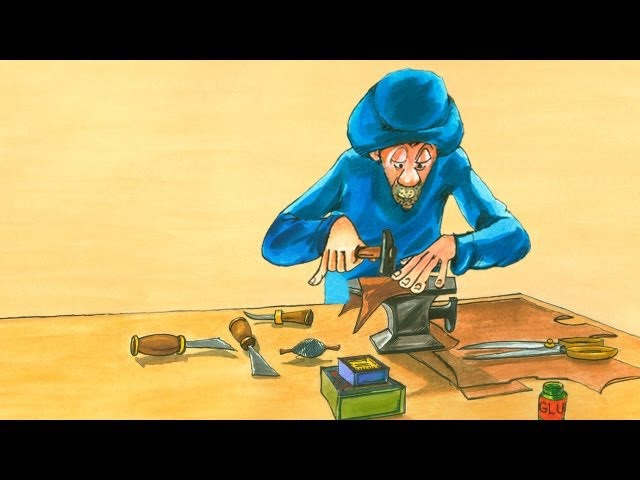 The Elves and the Shoemaker Learn English (US) with subtitles - Story for Children BookBox.com