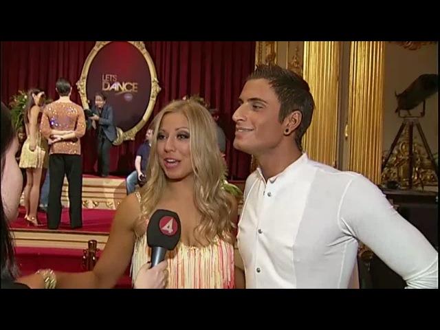 Intervju med Samir Badran inför Let's Dance 2017 - Let's Dance (TV4)