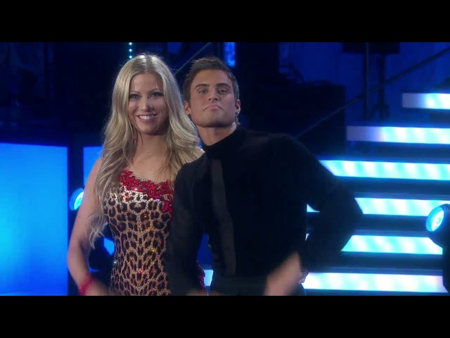 Samir Badran och Sigrid Bernson – Tango - Let's Dance (TV4)