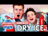 MAKING DRY ICE WITH A FIRE EXTINGUISHER  Brothers Do Science