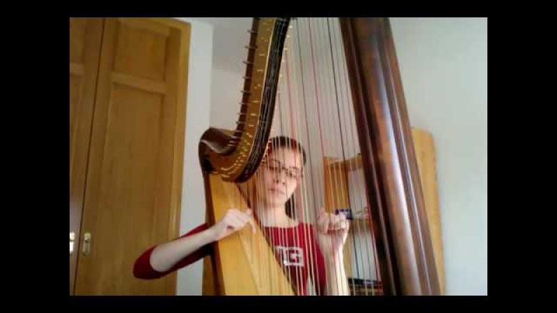 [Harp cover] Abel's Harp - Seiji Yokoyama - Saint Seiya