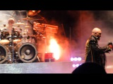 Rob Halford w Hairball -