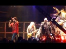 Rob Halford, Stephen Pearcy, Taime Downe, Mark Slaughter w/ Hairball - 7-20-2016 - Brandon, SD