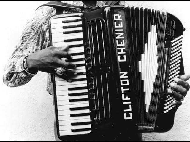 Clifton Chenier - Accordion Boogie