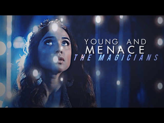 The Magicians Young Menace