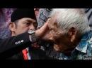 Mbah Gotho (manusia tertua di dunia) Akhirnya bisa Mendengar