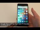 Google Nexus 6P Test Fazit nach 72 Stunden
