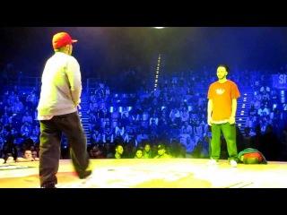 Funkin' Stylez 2012 Berlin/ Elmi vs. Ukay (win)