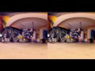 BravoModels 3DVR videos Bikes and Babes TV LOLLA