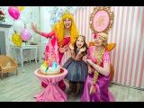 Праздник для маленькой принцессы Амиры!