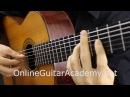 The Four Seasons Summer 2nd mvt solo classical guitar arrangement by Emre Sabuncuoglu