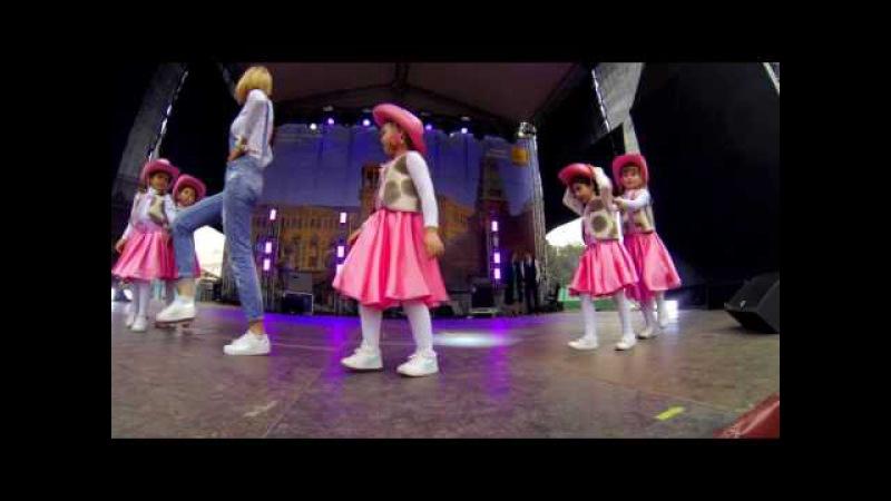 Золотой Гранат 2016. Hustla Family Dance Studio : 4 - 6 Ковбои Троицк (25 сентября 2016)