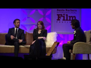 SBIFF 2017 - Ryan Gosling Discusses Working On Comedies